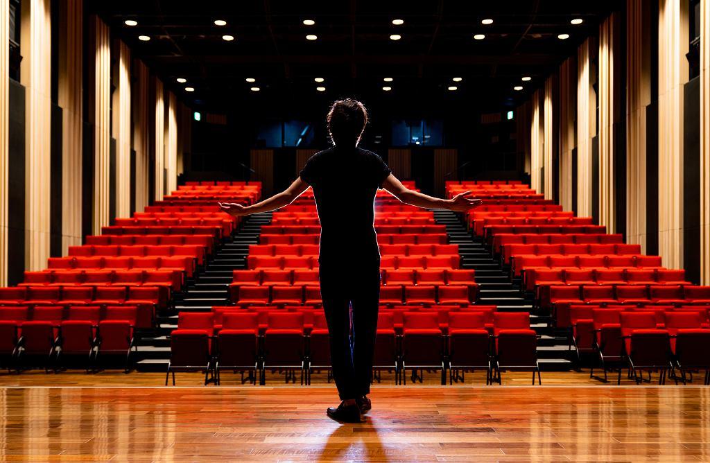 Teatry w ramach nowych obostrzeń są zamknięte do 29 listopada.