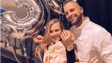 Agnieszka Kaczorowska świętuje urodziny męża