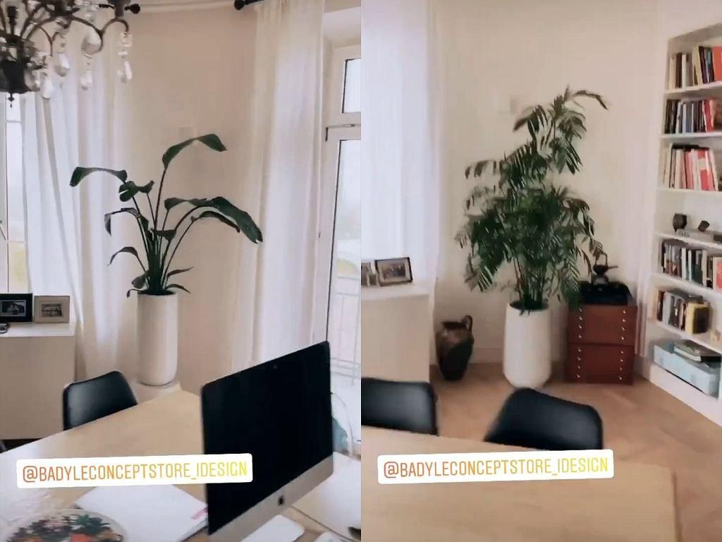 Hanna Lis mieszkanie