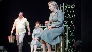 Na swój najnowszy projekt teatralny stypendium prezydenta otrzyma m.in. Justyna Godlewska-Kruczkowska z Teatru Dramatycznego im. Węgierki (na zdjęciu - w spektaklu 'Cudowna')