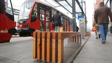 Tramwaj w Katowicach (zdjęcie ilustracyjne)