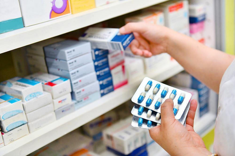 Leki, apteka (zdjęcie ilustracyjne)