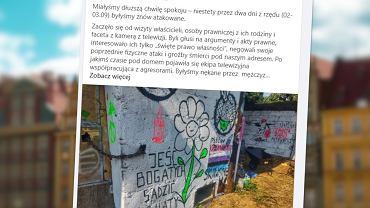 Screen z profilu 'Samowolka Skłot'