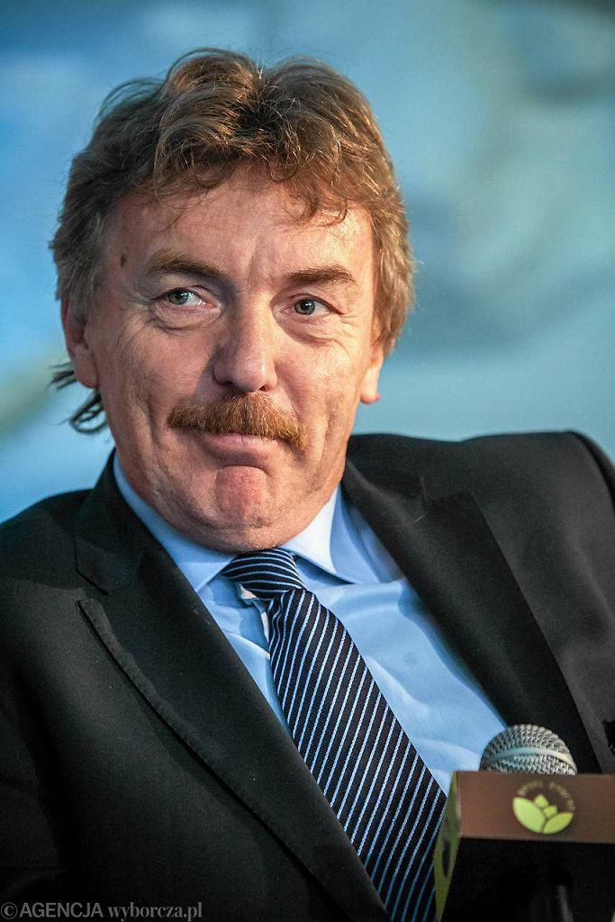 Zbigniew Boniek - prezes PZPN