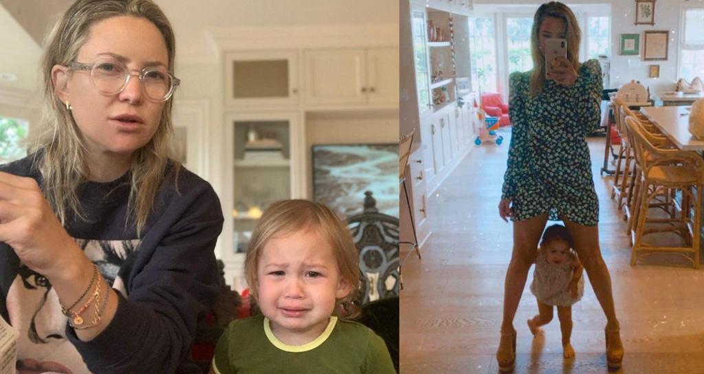 Kate Hudson - jaką jest matką