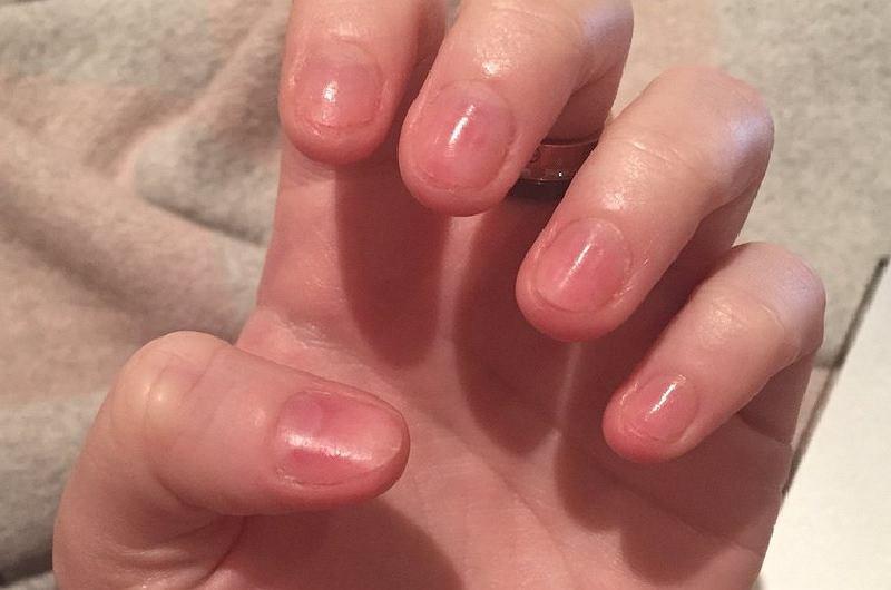 paznokcie akrylowe