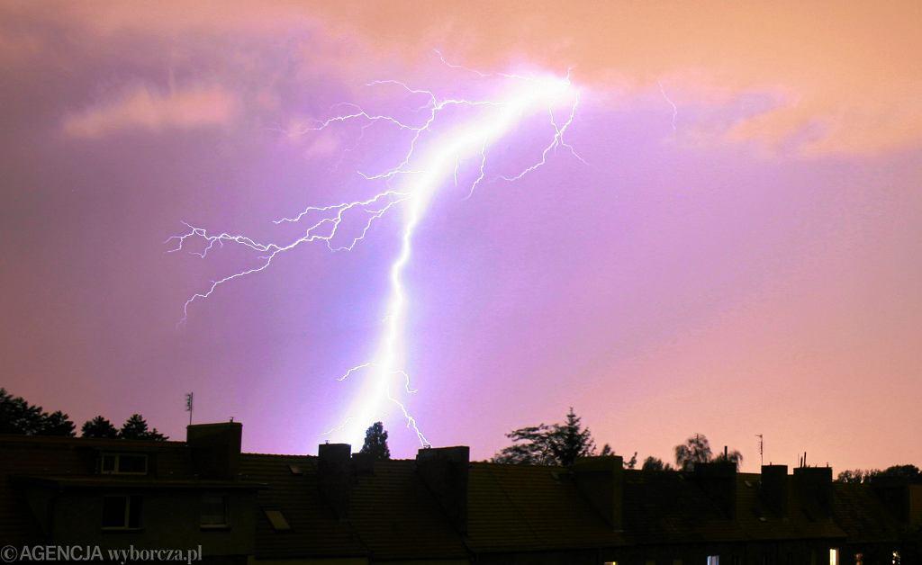 Wrocław nie uniknie burz
