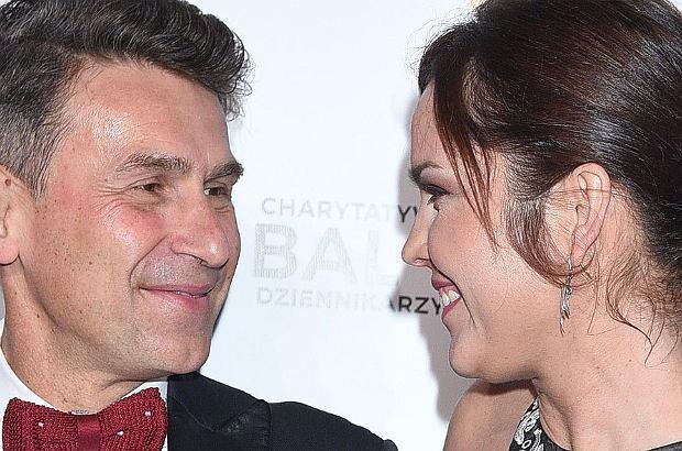 Robert Korzeniowski wziął ślub. Justyna Sobala jest trzecią żoną sportowca.