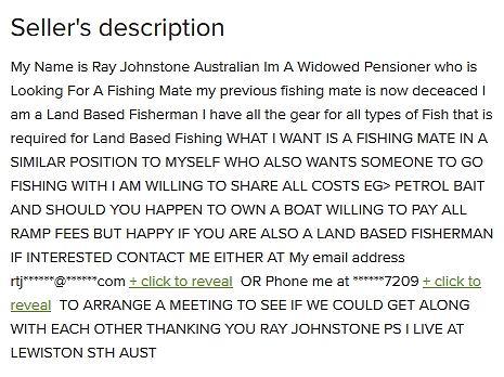 Ray Johnstone