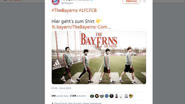 Zapowiedź meczu Bayernu Monachium z Liverpoolem.