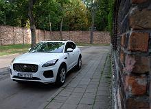 Opinie Moto.pl: Jaguar E-Pace P200 AWD - (Nie)dyskretny podgryzacz Niemców