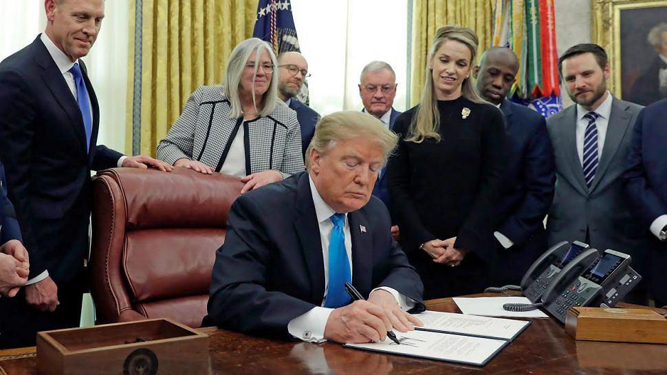 Donald Trump podpisał dyrektywę. Utworzono kosmiczne siły zbrojne USA