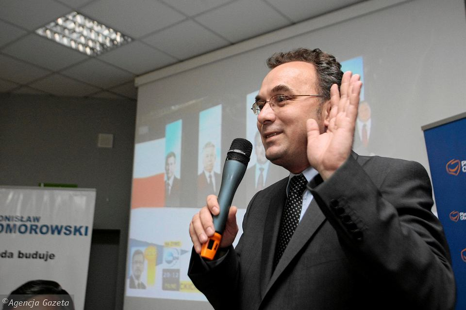 Filip Kaczmarek, polityk PO