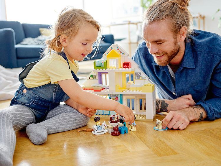Klocki lego to dobry pomysł na prezent dla każdego dziecka