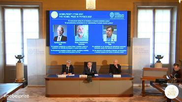 Nagroda Nobla z fizyki. Ogłoszenie zwycięzców