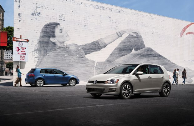 VW Golf USA