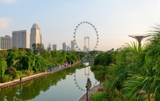 W Singapurze konsekwentnie realizowany jest program