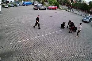Gdańscy strażacy pomogli matce uratować krztuszące się dziecko
