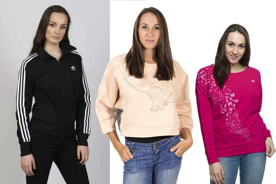 Bluzy damskie Adidas