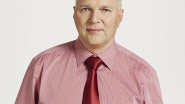 """Jarosław Kurski, redaktor naczelny """"Wyborczej"""", jest jednym z zaproszonych na debatę"""