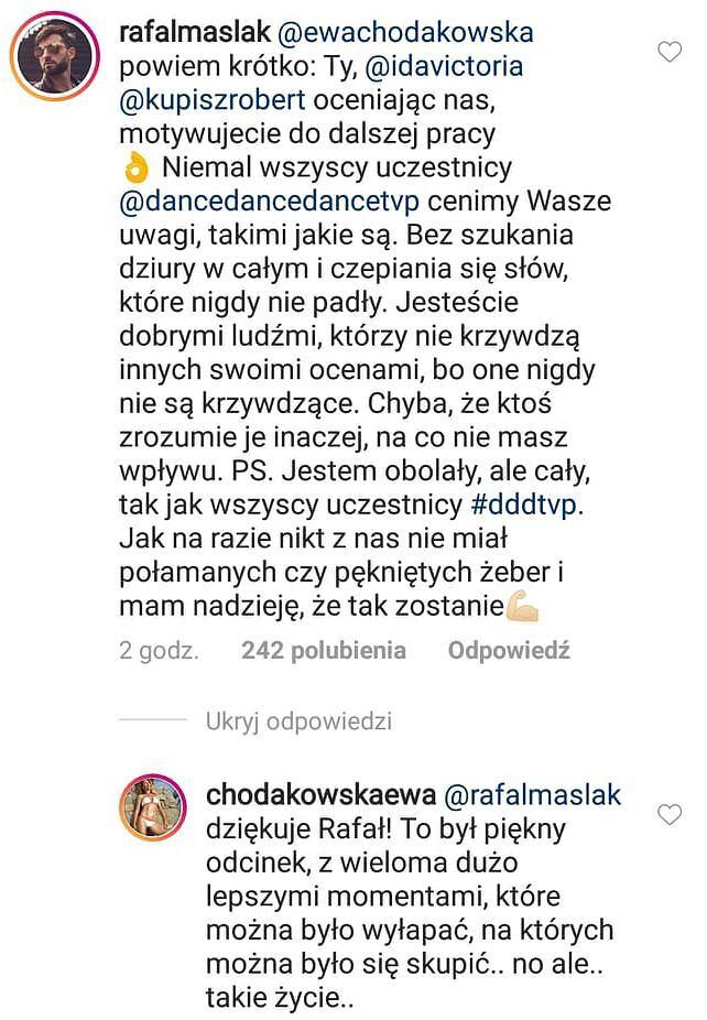Maślak po stronie Chodakowskiej