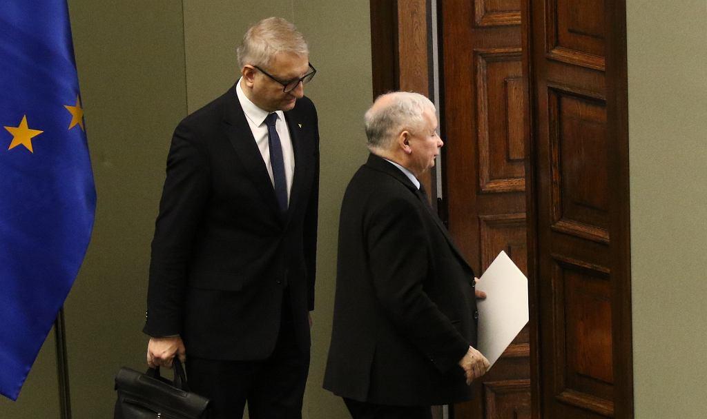 Jarosław Kaczyński, Stanisław Pięta
