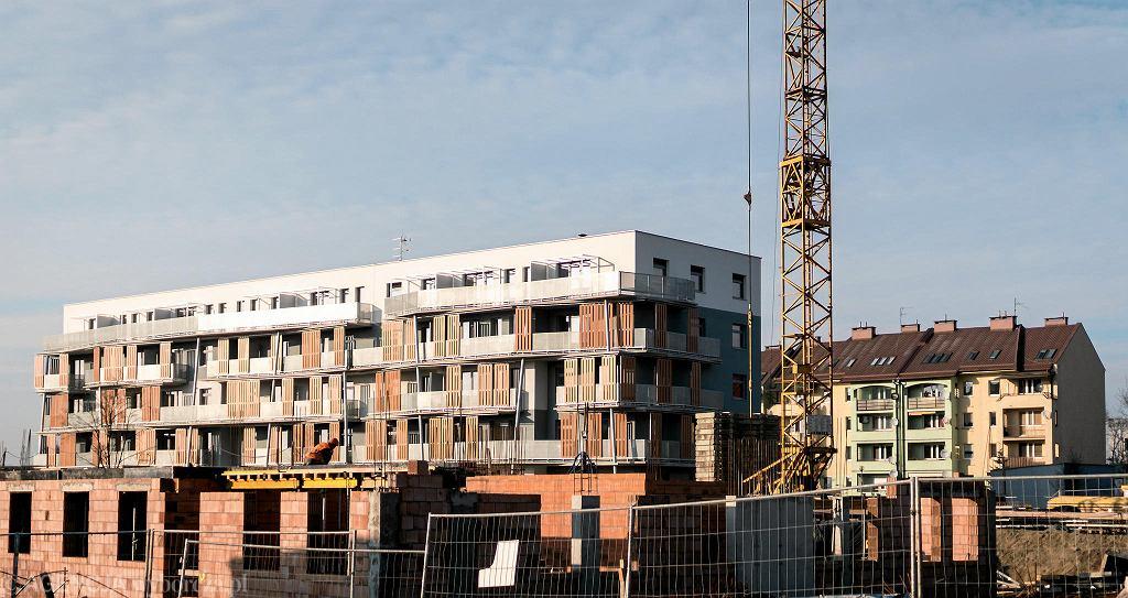 Gliwice. Budowa osiedla dla seniorów