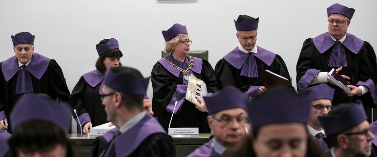 Uchwała Sądu Najwyższego. Schramm: Oczywiście, że będą represje wobec sędziów