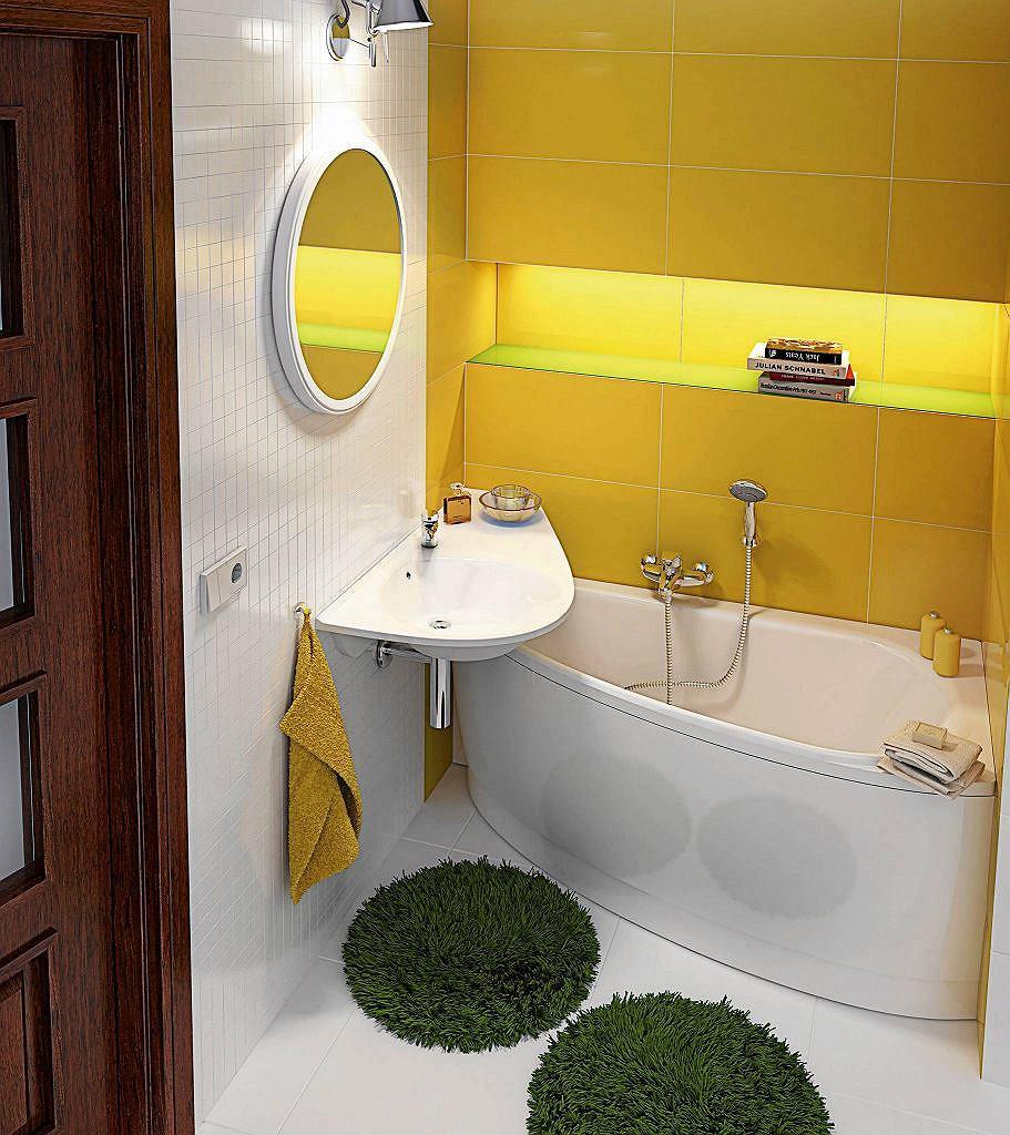 Mała łazienka Radzimy Jak Na Małym Metrażu Zaaranżować