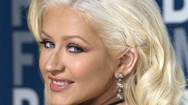 Christina Aguilera w stroju polskiej marki