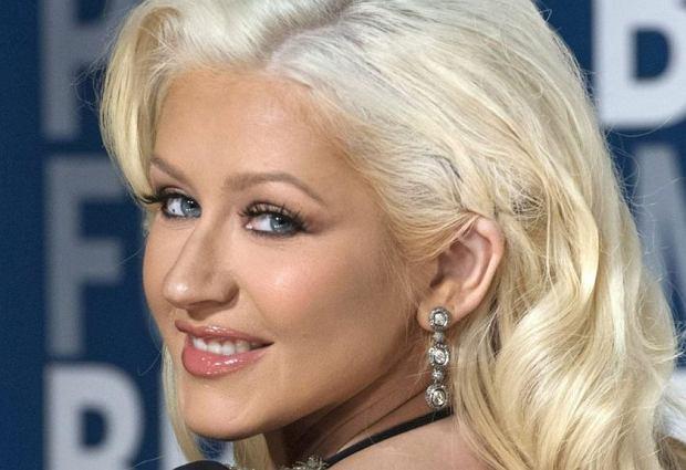 Christina Aguilera pokazała się w kreacji polskiej marki. W takim stroju prezentowała się oszałamiająco.