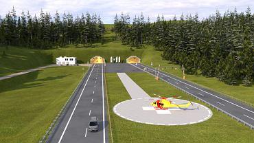 Największy tunel pozamiejski powstanie w 2023 roku