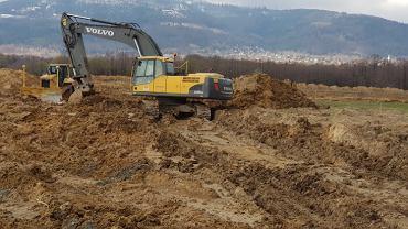 Budowa obwodnicy Buczkowic