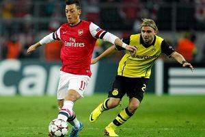 Liga Mistrzów. Borussia - Arsenal. Test ponadprzeciętności