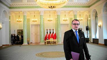 Marek Biernacki, były minister sprawiedliwości
