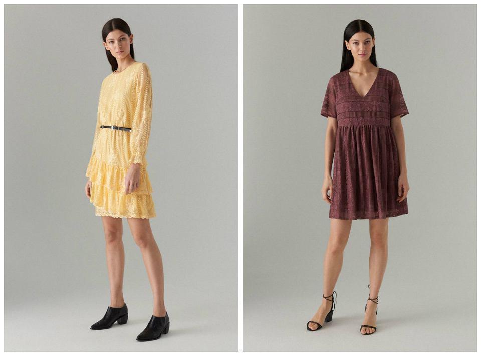 a54776216b Sukienki koronkowe - wybieramy najpiękniejsze fasony na wiosnę