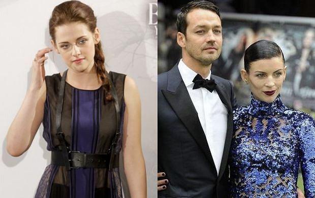 Kristen Stewart, Rupert Sanders, Liberty Ross.