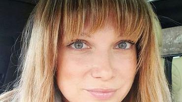 Joanna Liszowska już tak nie wygląda. Jej nowa fryzura to powrót do natury. 'Świetna fotka'