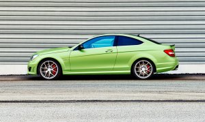 Mercedes C 63 AMG Coupe Legacy Edition