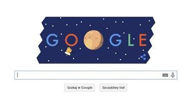 Pluton Google Doodle