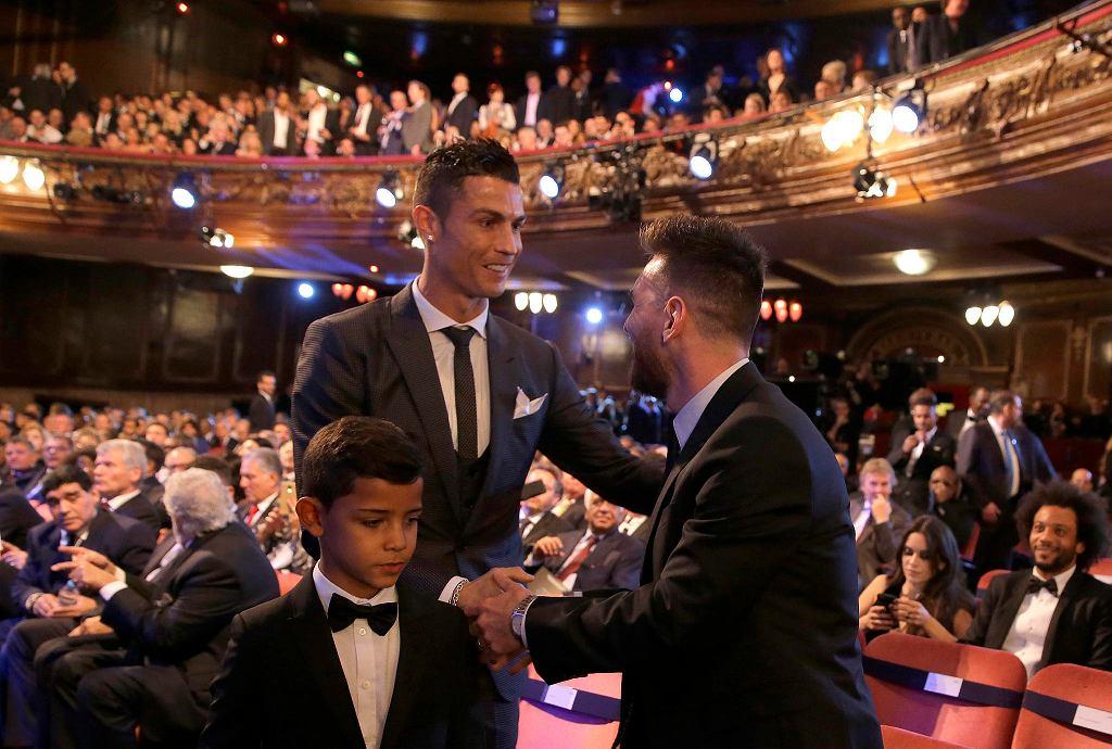 Ronaldo i Messi.