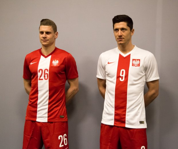 f758d39bcf04f4 NOWE STROJE REPREZENTACJI - Sport.pl - Najnowsze informacje - piłka ...