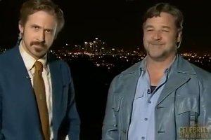 Russell Crowe i Ryan Gosling