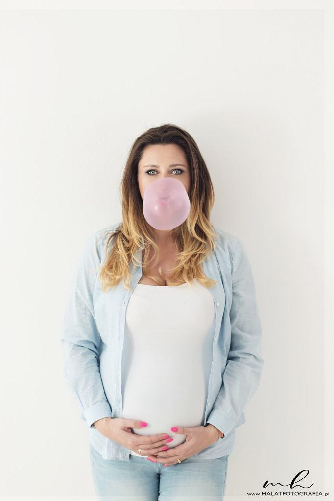 Karolina zaszła w ciążę dzięki in vitro