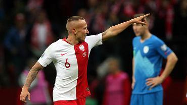 19 listopada 2019 r. Mecz Polski ze Słowenią w ramach eliminacji do mistrzostw Europy. To wtedy Jacek Góralski strzelił swojego wymarzonego gola w reprezentacji