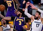 Lakersi przegrali z Nuggets i stracili Anthony'ego Davisa