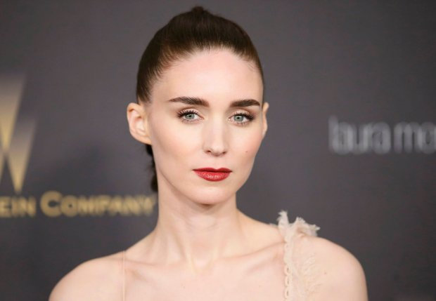 Actress Rooney Mara arrives at The Weinstein Company & Netflix Golden Globe After Party in Beverly Hills, California January 10, 2016.  REUTERS/Danny Moloshok