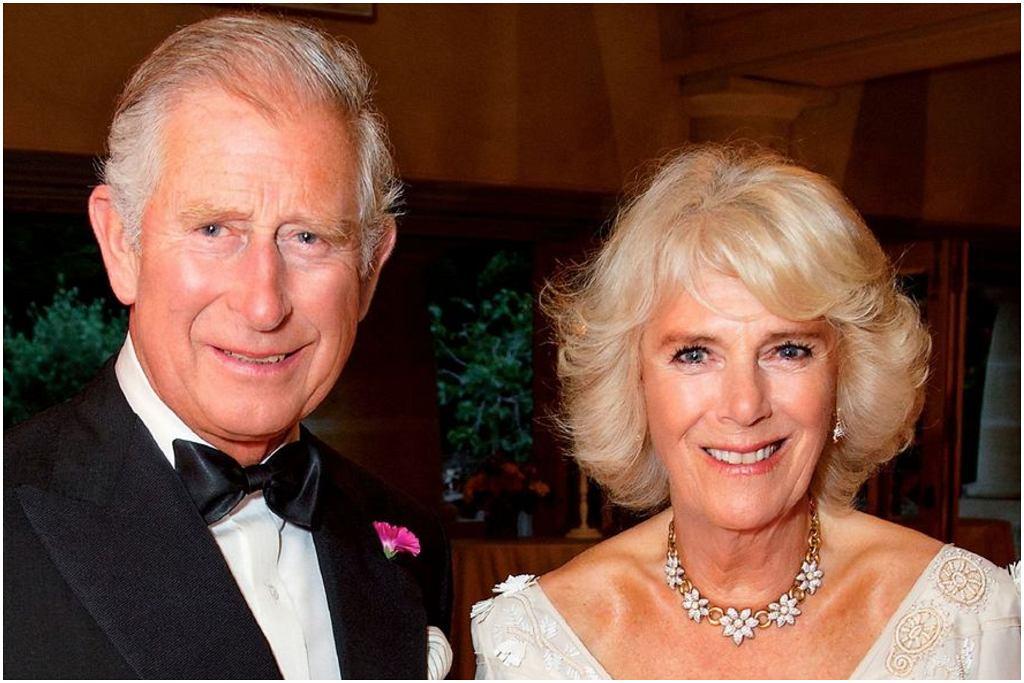 Książę Karol i Camilla