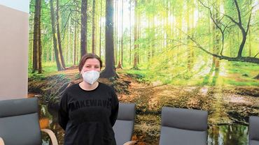 Dr Olga Pazdan, kierownik Centrum Zdrowia Psychicznego w Wielospecjalistycznym Szpitalu Wojewódzkim w Gorzowie