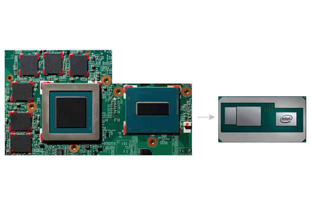 Efekty współpracy AMD i Intela zobaczymy w chipach Intel Core 8. Gen